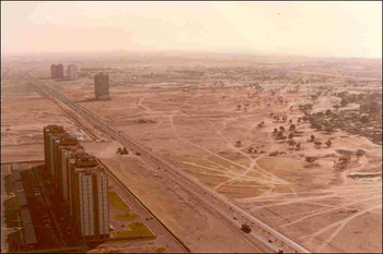 Dubai nel 1991